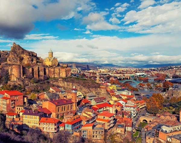 سرمایه گذاری در املاک گرجستان