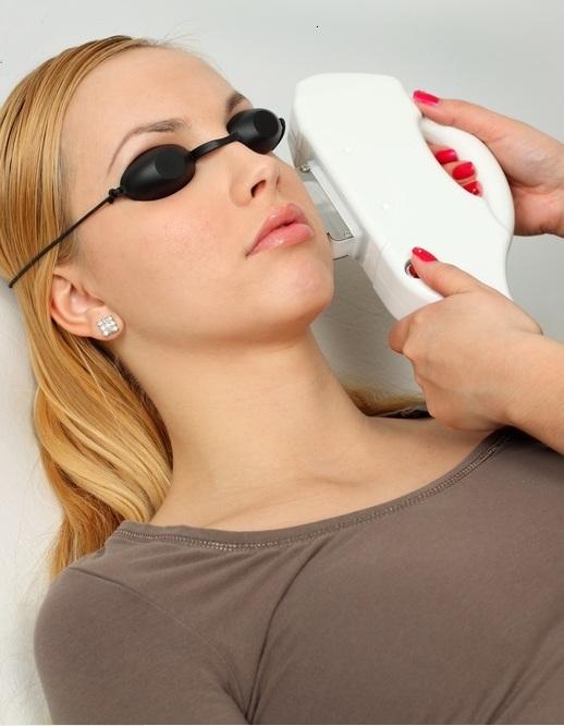 لیزر از بین بردن مو برای موهای روشن (بلوند) و پوست بور