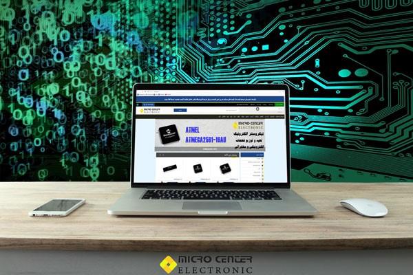 909311 - میکروسنتر الکترونیک - فروش قطعات الکترونیکی